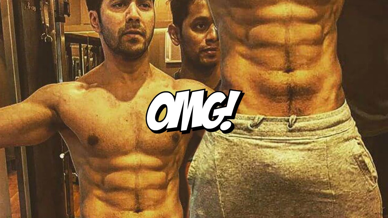 Varun Dhawan 8 Packs Abs Pic Goes Viral For Different Reason On