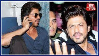Raees: Shah Rukh Khan Takes Train Journey From Mumbai To Delhi