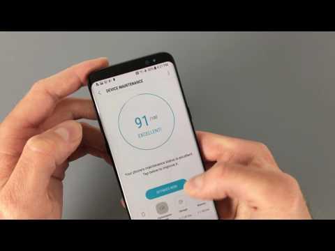 Samsung Galaxy S8: TouchWiz
