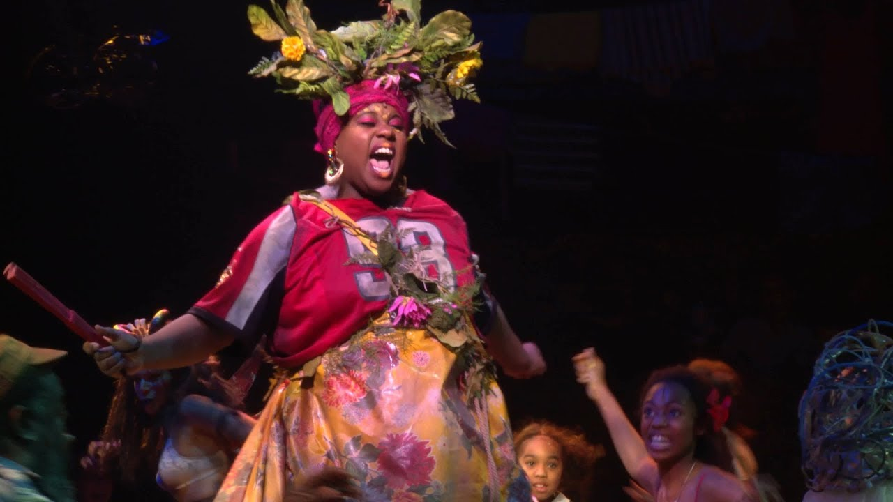 Show Clips - ONCE ON THIS ISLAND, Starring Hailey Kilgore, Lea Salonga, Alex Newell and More