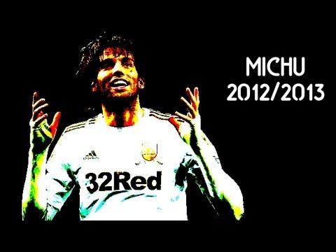 Michu - Goals, Emotions - Swansea - 2012/2013 - HD 720p