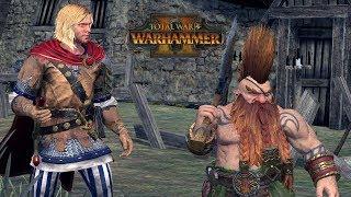GOTREK & FELIX - OVERVIEW & TESTING // Total War: Warhammer II Early Access