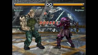 Tekken 5 - Jack-5 with Xiaoyu's Moves