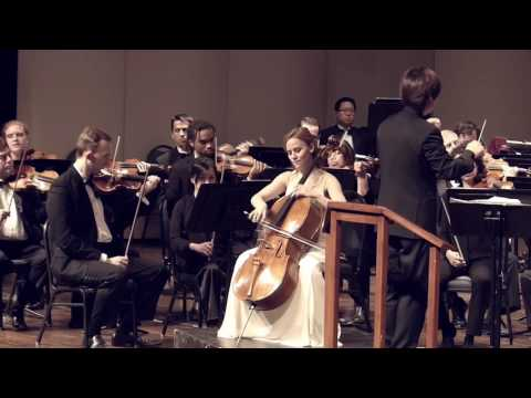 Maja Bogdanovic Dvorak Cello Concerto 3rd movement (excerpt)