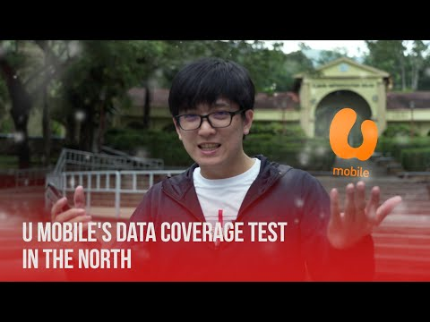 Just How Stable Is U Mobile's Network?! (Part 2) | Northern Peninsular Malaysia