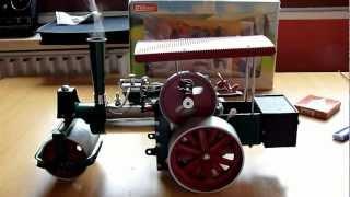 Wilesco  D365 machine a vapeur radiocommandée