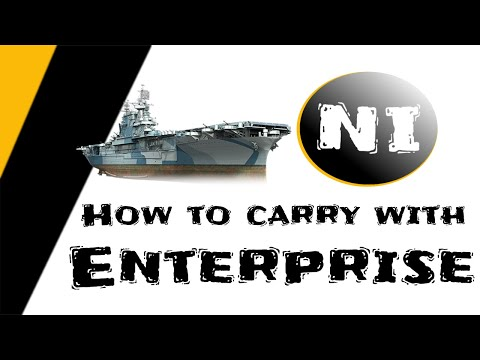 How to carry with Enterprise