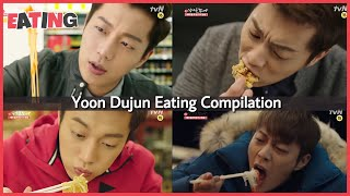 [Mukbang] Yoon Doo Joon Eating Compilation Part1! (먹방) Live to Eat!! TRY NOT TO GET HUNGRY CHALLENGE