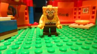 Lego Sponge Bob| Лего Губка Боб