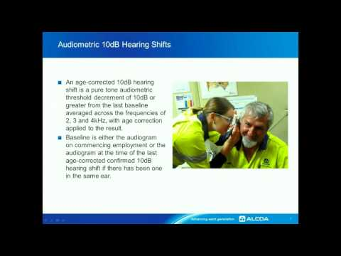 AIOH2015 | Hearing Conservation in the Primary Aluminium Industry - Dr Michael Donoghue
