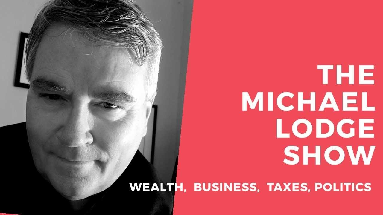 Michael Lodge - Business Podcast And Blogs cover image