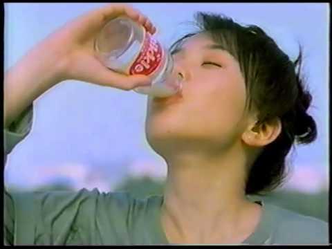 坂井真紀 ビックル CM スチル画像。CM動画を再生できます。