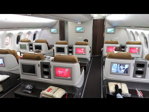 Kenya Airways B787 Dreamliner Business Class from Amsterdam to Nairobi: flying the Pride of Africa! Travel Resource Videos