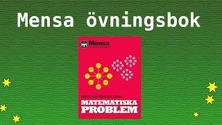 Mensa - Matematiska Problem - Recension och Övningar