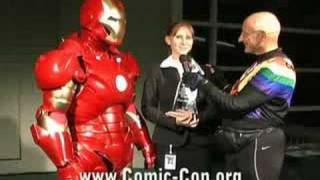 Comic-Con Masquerade 2008 Best Workmanship Award for Iron Man