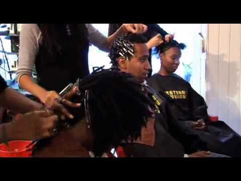 Salon de coiffure locks twists tresses salon youtube for Salon de coiffure dreadlocks paris