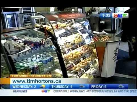 Tim Hortons 4 - Taking Orders