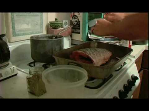 "Catch It, Cook It & Eat It Radio ""Christmas Carp Chowder"""