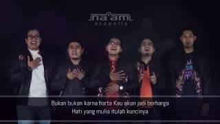 Download lagu Kun Anta Jadilah Diri Sendiri Cover By Na am Acapella MP3