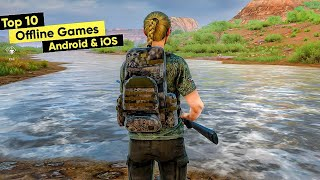 Top 10 Best OFFLINE Games for Android & iOS 2020 #10 | New Offline Games for Android | High Graphics
