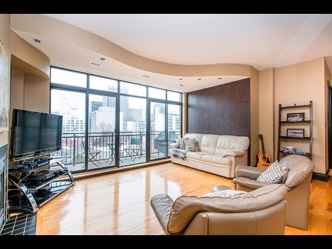 364 Cooper Street Unit 602 Luxury Condo Living in Downtown Ottawa at Metropolitan I - 2/2  For Sale