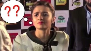 Reporter Asks A Tough Question To Prove That Alia Bhat Is DUMB