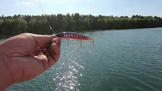 Иркутское водохранилище Часть 2 Рыбалка с лодки и покатушки