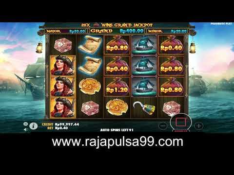 "Game Slot Online ""Pirate Gold"" online bagi Uang"