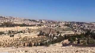 Израиль(Моя мини видео экскурсия в Израиль. В сюжете кадры с: Горы Фавор, Храма 12 апостолов, реки Иордан, Иерусалима,..., 2014-08-26T18:35:28.000Z)