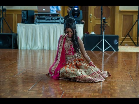 Surprise wedding dance for my husband