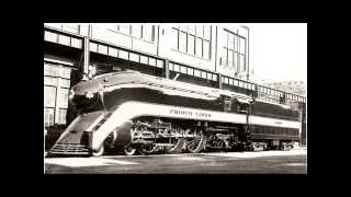 Red Nelson Streamline Train (1936)