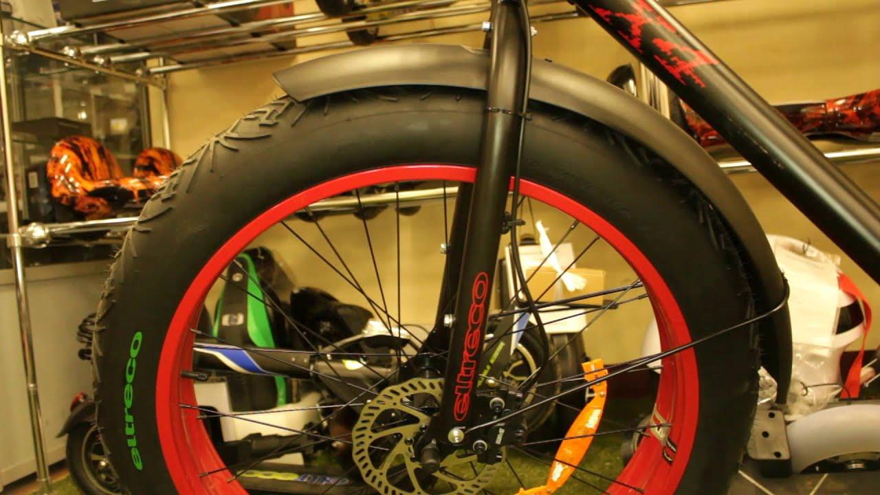 Как собрать фэтбайк своими руками из обычного велосипеда 83