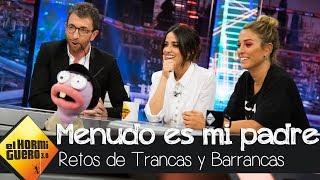 Blanca Suárez y Macarena García se enfrentan a 'Menudo es mi padre' - El Hormiguero 3.0