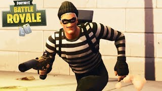 FORTNITE-NEW THIEF'S SKIN CAME OUT!!! GENERAL MATEI