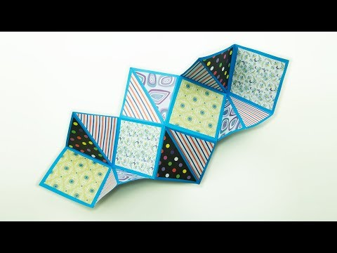 How to make a Squash Card