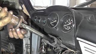 видео Рулевой вал ВАЗ-2107 замена