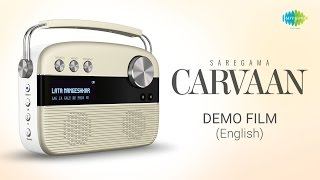 Saregama carvaan | demo film | english | hd