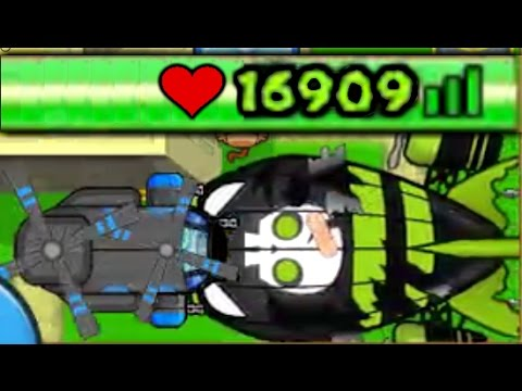 Bloons TD Battles - Tanking a ZOMG Without Dying! BTD Battles