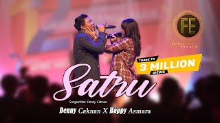 DENNY CAKNAN ft HAPPY ASMARA - SATRU ( Official Music Video )