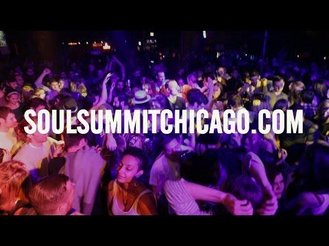 Soul Summit Chicago Soul & Funk Dance Party Promo Video  - SoulSummitChicago.com