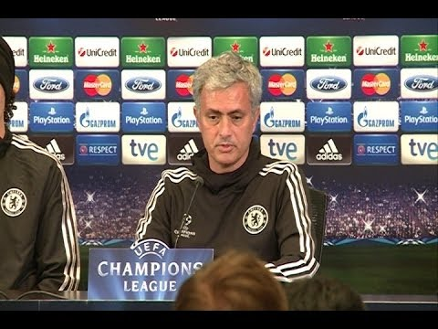 "Mourinho: ""In Spain my club is Real Madrid"""