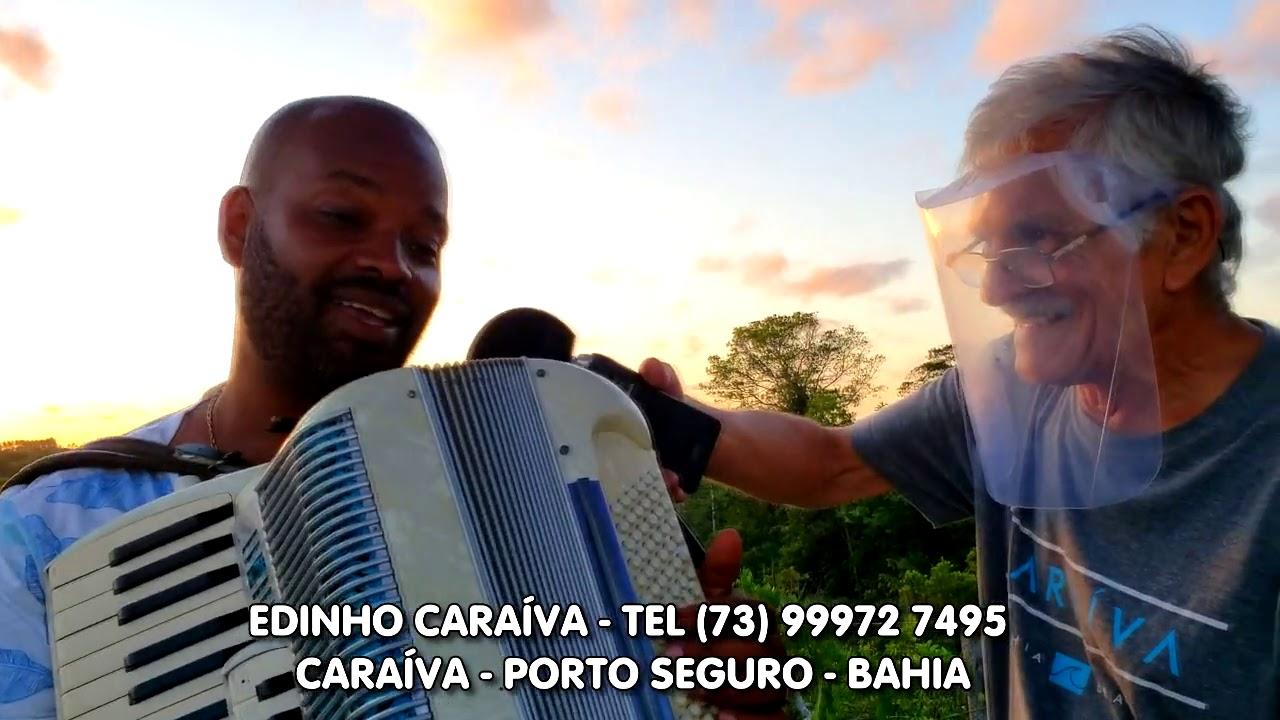 Edinho Caraiva - Os encantos e história de um cantor sanfoneiro