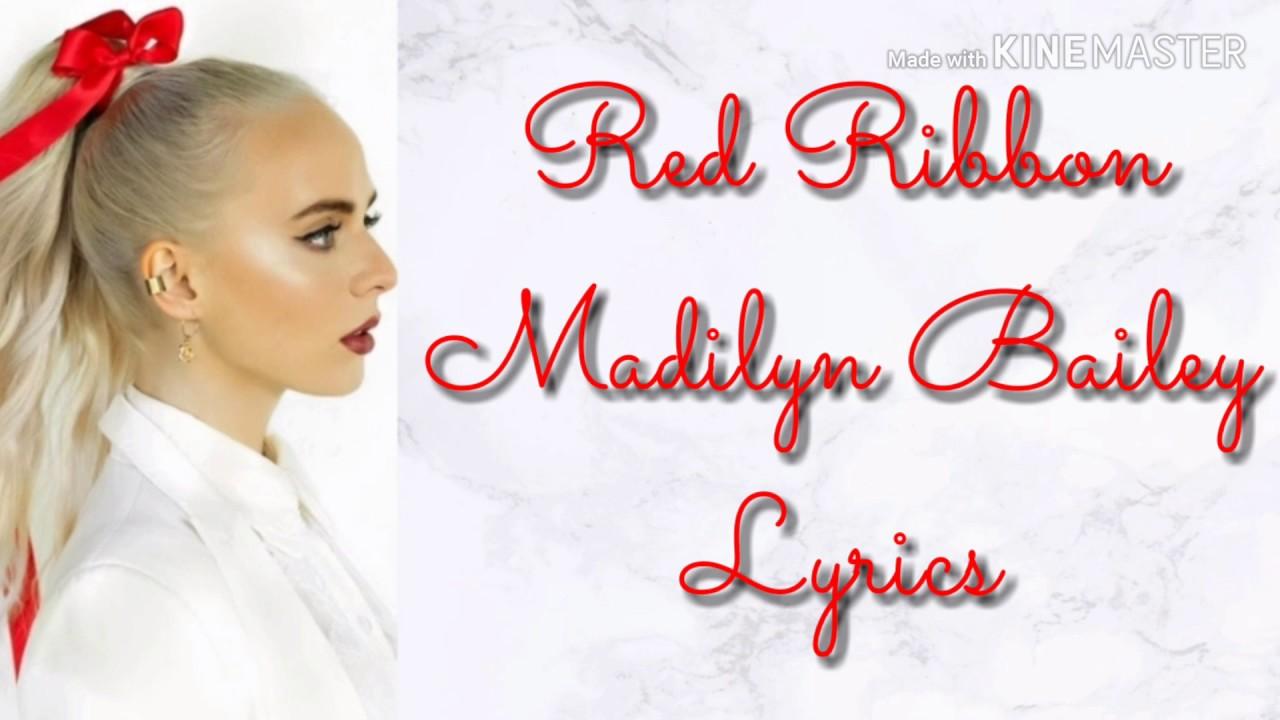 red ribbon lyrics # 8
