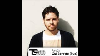 Gui Boratto @ Showcase, Paris - Tsugi Podcast 200 - 2011