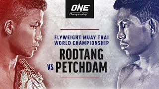Rodtang vs. Petchdam III | Road To ONE: NO SURRENDER