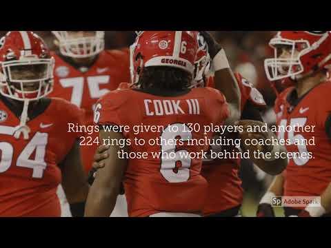 SEC Championship Rings