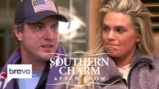 The Cast Reacts To Madison Spreading Rumors About Shep | Southern Charm After Show Pt 1 (S6 Ep12)