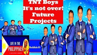 ABS CBN TNT Boys Reveals TV Show Future Projects (After The Worlds Best)