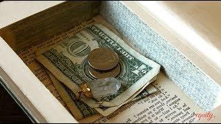 видео Где спрятать деньги в квартире можно, а где нельзя
