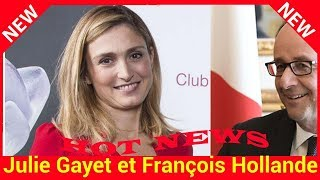 Le couple Hollande-Gayet a célébré sa première apparition officiell...